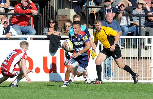 Duo To Join Hartpury Ahead Of 2017/18 Campaign