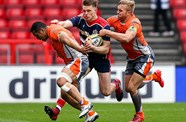 GALLERY: Bristol Rugby 27-39 Newcastle Falcons