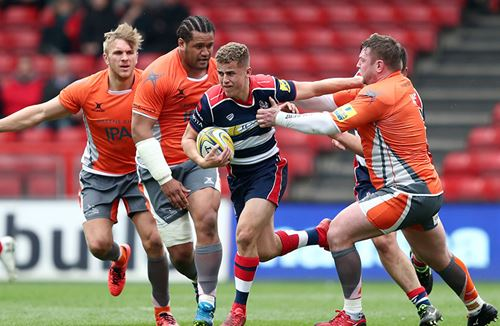 REPORT: Bristol Rugby 27-39 Newcastle Falcons