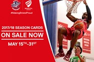 Bristol Flyers 2017/18 Season Cards Back On Sale