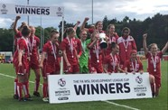 REPORT: Bristol City Women Development Squad Run Away Championship Winners