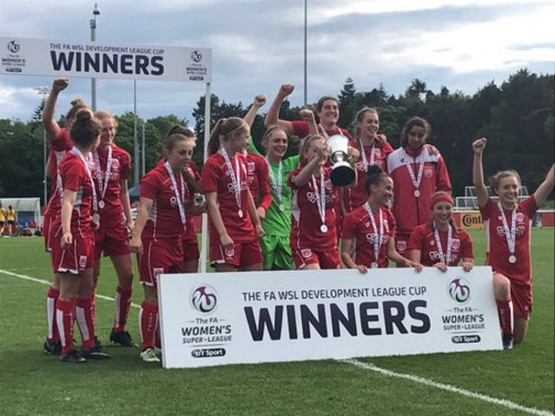 City Women contingent selected for Wales Under-17