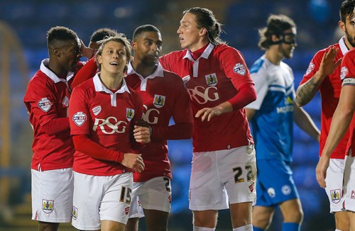 Report: Peterborough United 0-3 Bristol City