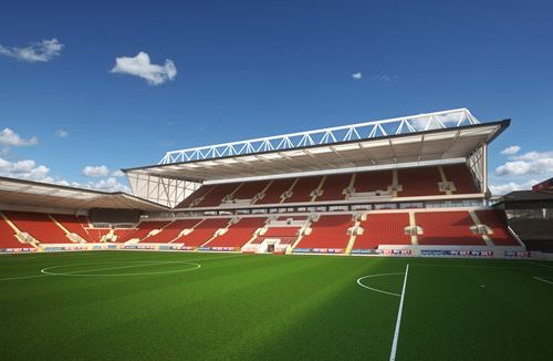 Guide To The West Stand