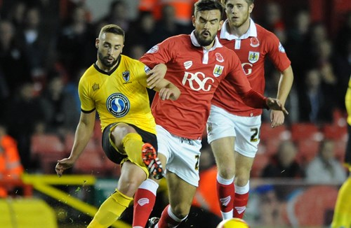 Report: Bristol City 2-1 AFC Wimbeldon