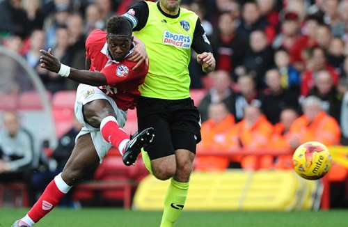 Report: Bristol City 1-0 Oldham Athletic