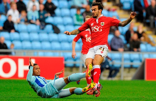 Report: Coventry City 1-3 Bristol City