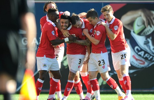 Report: Bristol City 3-2 Chesterfield
