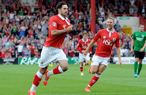 Report: Bristol City 2-0 Scunthorpe United