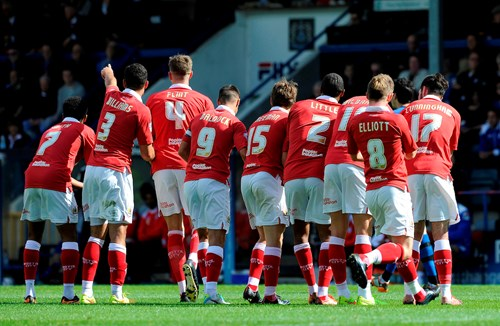 Report: Rochdale 1-1 Bristol City
