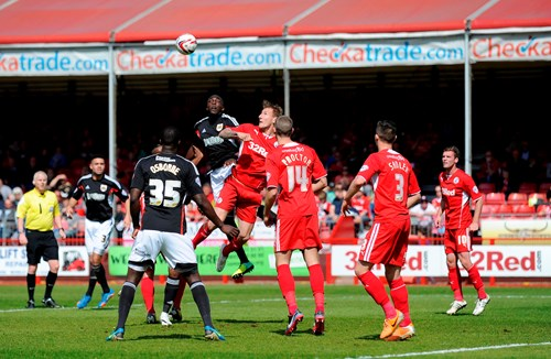 Report: Crawley Town 1-1 Bristol City