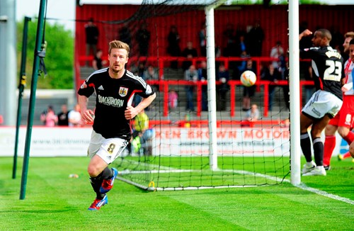 Report: Stevenage 1-3 Bristol City