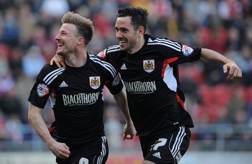 Report: Rotherham United 2-1 Bristol City