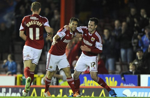 Report: Bristol City 5-0 Port Vale