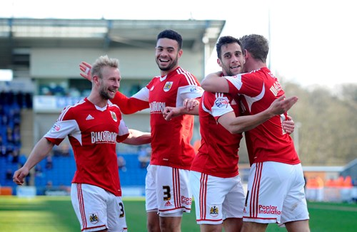Report: Colchester United 2-2 Bristol City