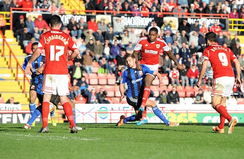 Report: Bristol City 0-0 Swindon Town