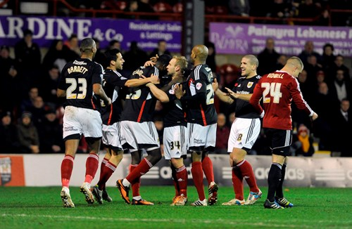 Report: Brentford 3-1 Bristol City