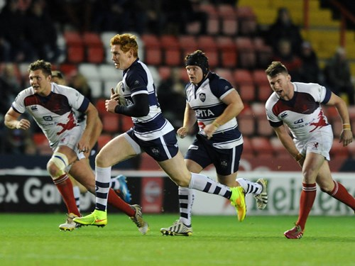 Bristol Rugby 22-14 London Scottish