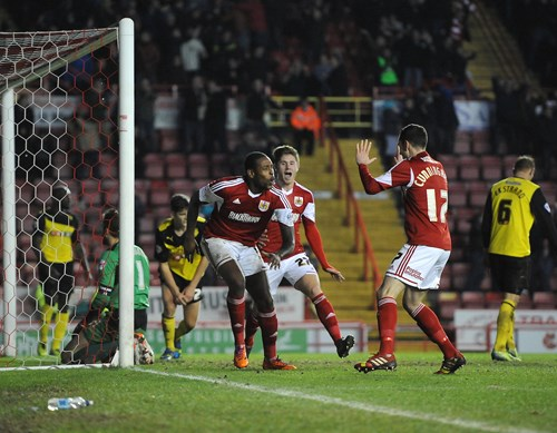 Report: Bristol City 1-1 Watford