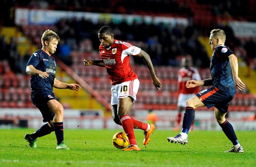 Report: Bristol City 1-0 Walsall