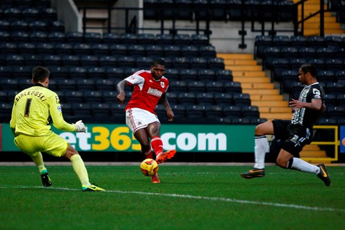 Report: Notts County 1-1 Bristol City