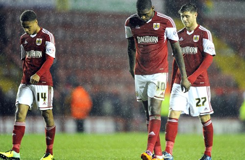 Report: Bristol City 1-2 Rotherham United