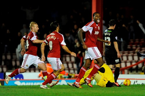 Report: Bristol City 2-0 Crawley Town