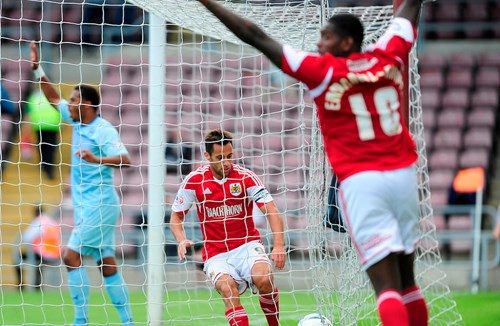 Report: Coventry City 5-4 Bristol City