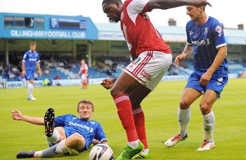 Report: Gillingham 0-2 Bristol City