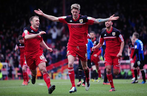 Report: Barnsley 1-0 Bristol City