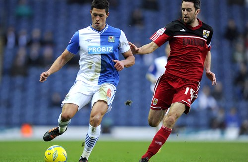 Report: Blackburn Rovers 2-0 Bristol City