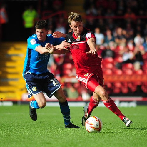 Report: Bristol City 2-3 Leeds United