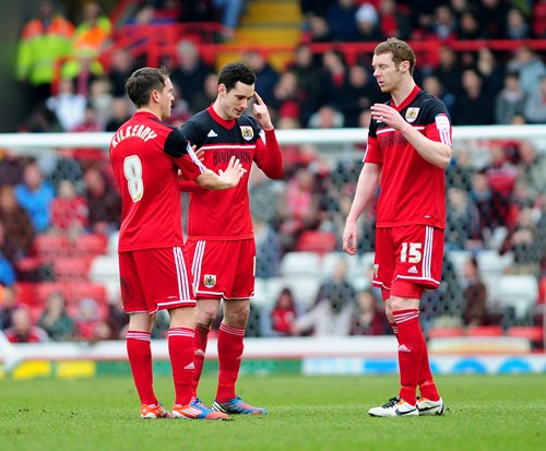 Report: Bristol City 2-0 Middlesbrough
