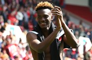 Abraham named in England U21 squad