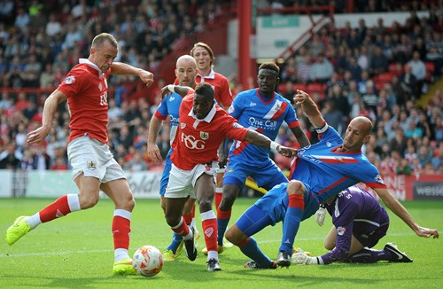 Bristol City Draw Doncaster Rovers Away In Cup