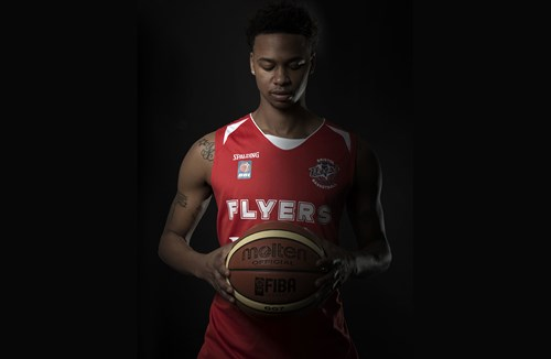 Bristol Flyers Unveil New U.S. Signing