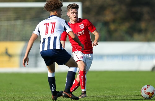 Report: Colchester United U23s 0-5 Bristol City U23s