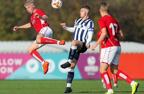 Report: Charlton Athletic U23s 4-0 Bristol City U23s