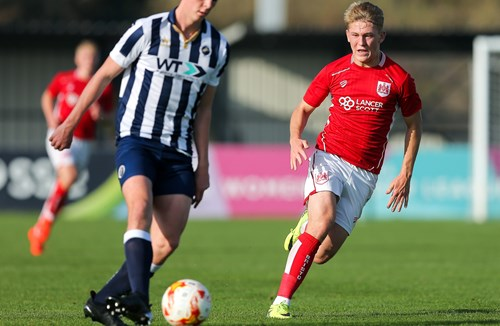 Report: Bristol City U23s 3-1 Portsmouth U23s