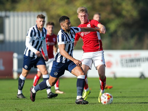 Report: Bristol City U23s 2-0 Portsmouth U23s