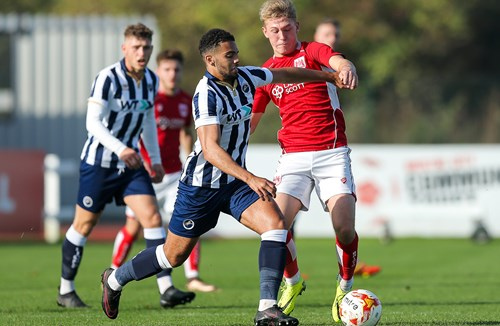 Report: Millwall U23s 1-0 Bristol City U23s