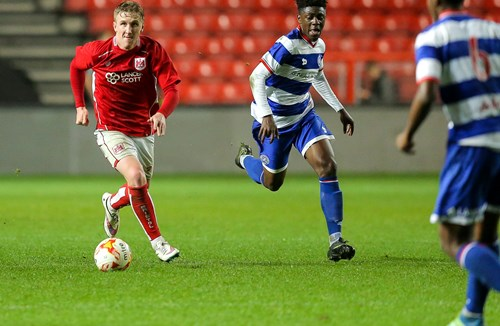Report: Bristol City U23s 2-1 Charlton Athletic U23s