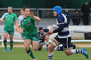 Report: Connacht Eagles 14-32 Bristol Rugby