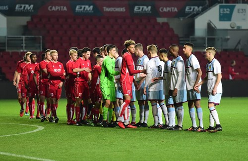 Report: Bristol City U18s 1-2 Coventry City U18s