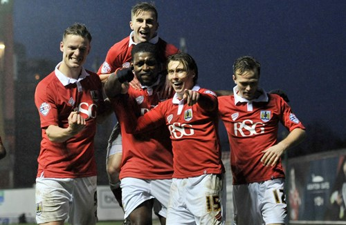 Report: Bristol City 2-1 Yeovil Town