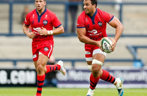 Report: Bedford Blues 24-28 Bristol Rugby