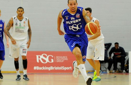 Report: Plymouth Raiders 86-91 Bristol Flyers