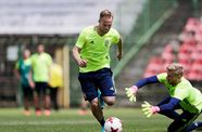 Engvall set to face England U21s