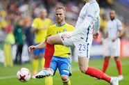 Engvall denied against Abraham's England