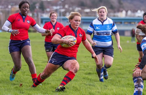 Bristol Ladies Star In Six Nations